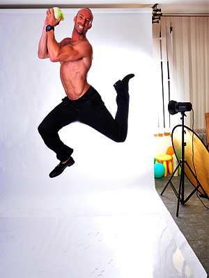 The best fitness trainer model