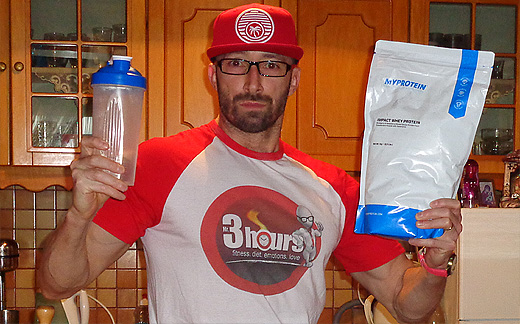 UK's #1 Premium Whey Protein? Review! Impact Whey Protein from My Protein!