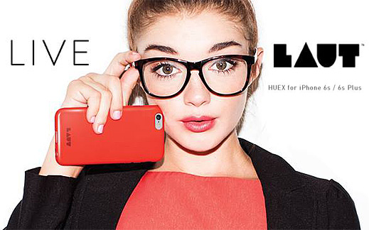 LAUT Unveils Apple Accessories that Radiates Style