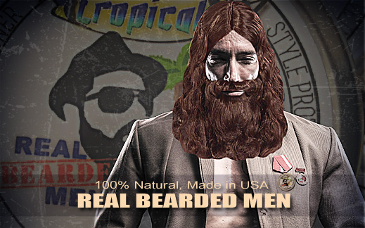 The finest Beard Care products Made in the United States of America
