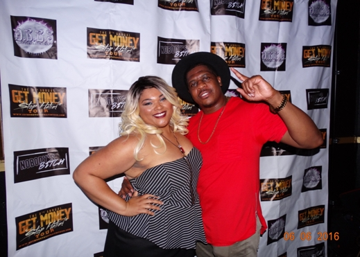 """Images of @mseyez and @chris_quality at """"Matters Of The Heart"""" album launch."""