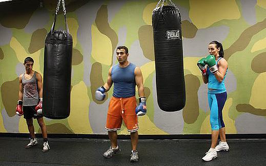pro box training los angeles