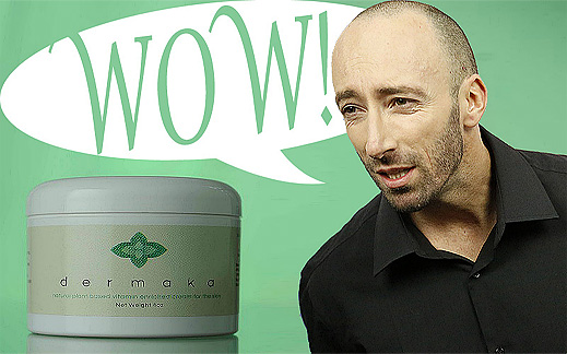 """""""Dermaka"""" – The All Natural Way To  Soothe and Heal Your Skin!"""