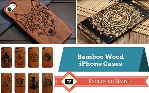 bamboo iphone