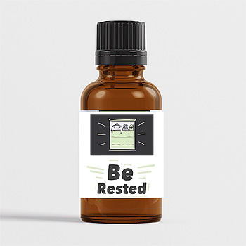 Be Rested™ Essential Oil Blend