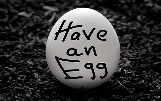 Have an egg