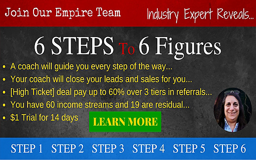 6 steps for online money