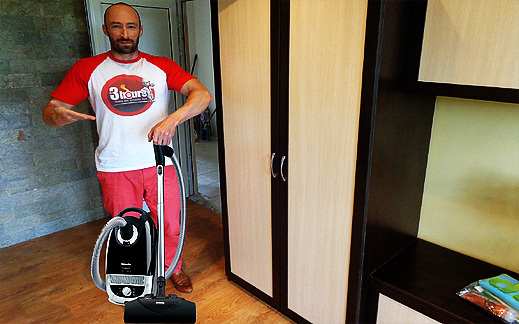 The Miele S5281 Callisto Canister Vacuum Cleaner