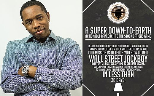 Interview with Pierre Lawson aka Novaman founder of Wallstreet Jackboyz
