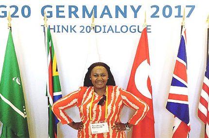 Dr Chiedza Kambasha