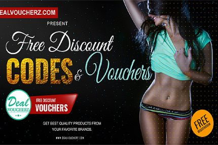 offers vouchers, discounts, and promotions