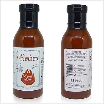 Berbere Ketchup