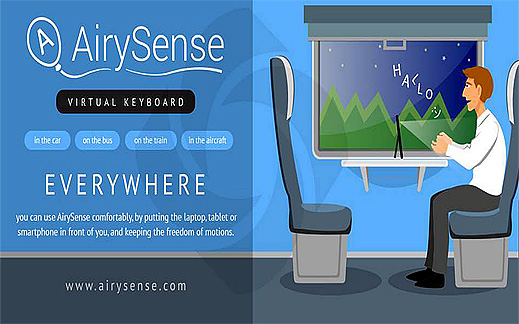 AirySense is the newest, revolutionary technology – just meet your dream!