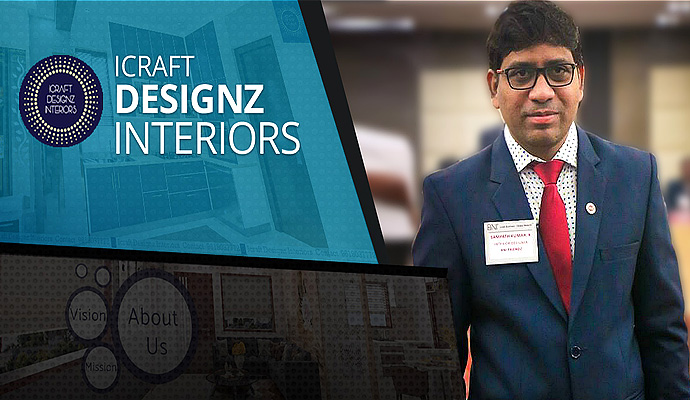 Icraft Designz and Interiors: We are the Top interior designers in Hyderabad!