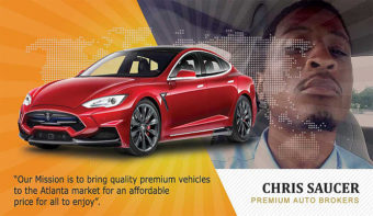 Chris Saucer and the Premium Auto Brokers! [Interview]