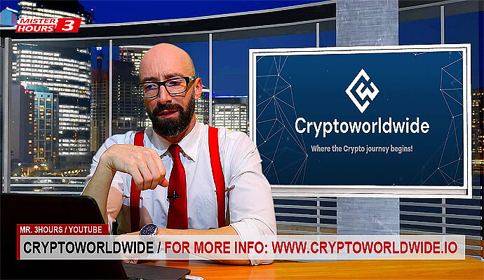 CryptoWorldWide – where the crypto journey begins!