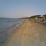 Ах морето… в Agia Paraskevi