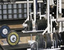 Професионална фитнес зала