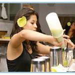 На чаша протеинов шейк с г-ца Родригес