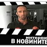 Фитнес интервю в новините по tv2