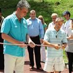 Фитнес център на открито в парк Рила, гр. Дупница