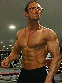 Полуклек упражнение