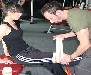 Негърско дупе, упражнения за дупе