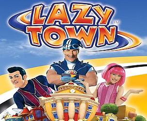 Мързел град, LazyTown, Спортакус