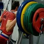 Изпълнение на Максимален Клек с 200 кг