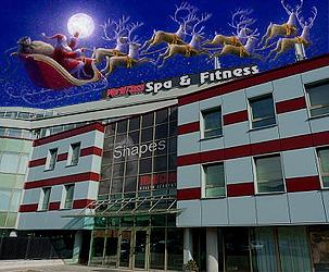Коледни промоции във фитнес и спа център