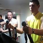 На Фитнес с Футболиста Даниел Златков