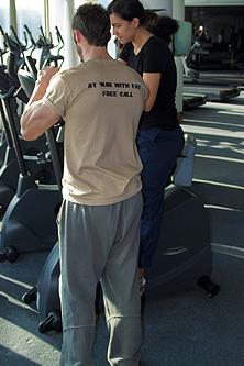 Фитнес инструктор София град