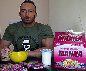 Мюсли с протеин Manna