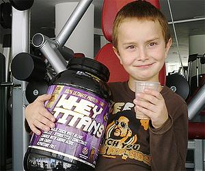 Хранителни Добавки за деца , Витамини за деца