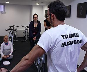 Фитнес по двойки