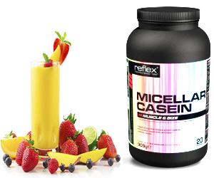 Казеин - нощен протеин