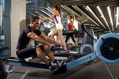 Fitness uredi