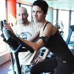 Фитнес Тренировка без Партньор! Лошо Качество!!!