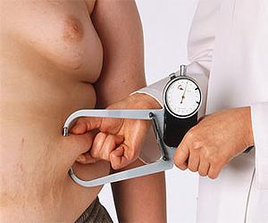 Измерване на мазнини