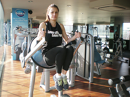 Упражнения за отслабване от корема