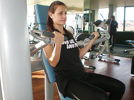 Упражнения за бицепси