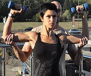 Упражнения за рамене