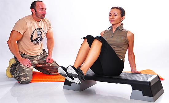 Упражнения за стягане на корема