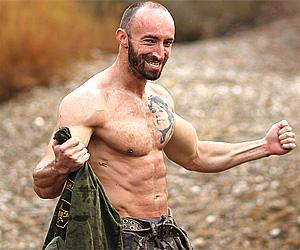 Тренировка за мускулна маса гърди