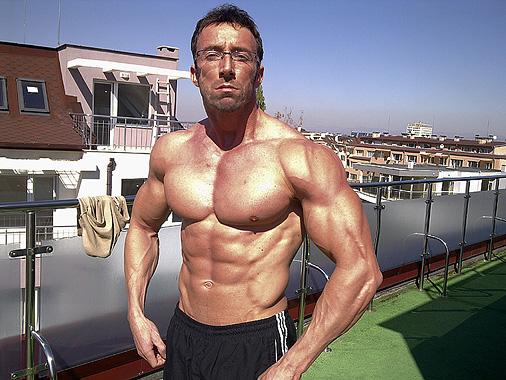 Тренировка за мускулна маса на гърдите