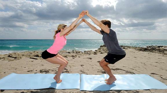 Фитнес тренировки вкъщи