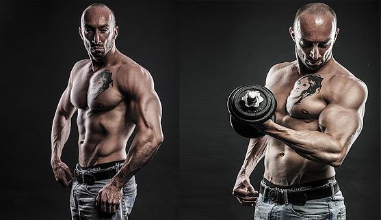 Фитнес модели, Fitness models