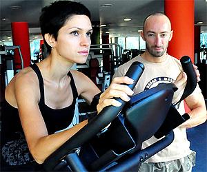 Най-Добрите Упражнения Срещу Целулит, Фитнес инструктор Мартин Гергов в предаването Денят отблизо по БНТ