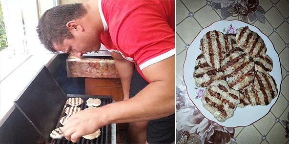 Рецепта за пържени кюфтета