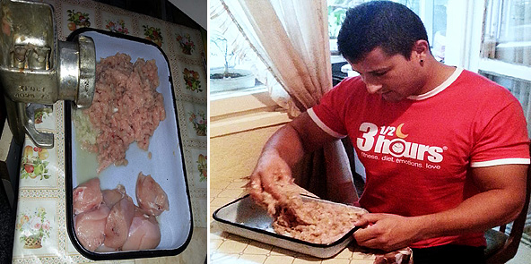 Рецепта за кюфтета